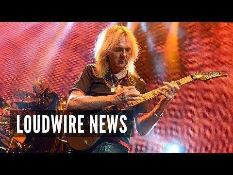 Judas Priest's Glenn Tipton Diagnosed With Parkinson's