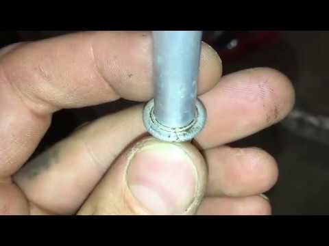 Ремонт трубки ГУР Ford Fusion