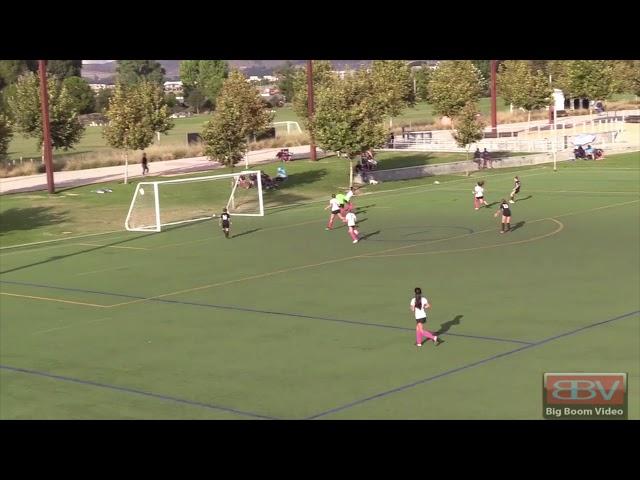 Olivia Moultrie 2018/19 Season First 8 DA Games