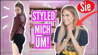 UMSTYLING! Meine Freundin kauft mir OUTFITS! | Sonny Loops