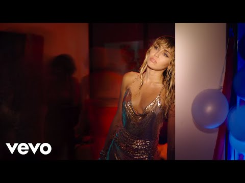 Miley Cyrus – Slide Away (Official Video)