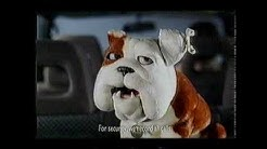 Churchill Car Insurance Advert On Channel 5 UK TV 2001