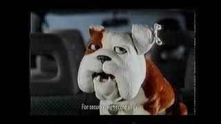Churchill Car Insurance Advert On Channel 5 UK TV 2001