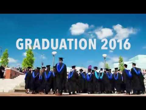Graduation, Summer 2016