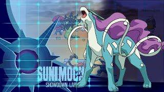 Pokemon Showdown Live Sun and Moon #98 [Uber] - No Cunery