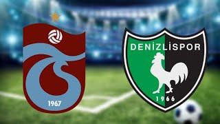 Трабзонспор Денизлиспор КФ 2 бесплатный прогноз на матч Футбол Чемпионат Турции