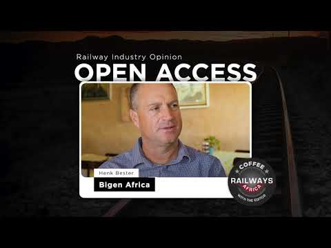Railway Industry Opinion On Open Access - Bigen Africa