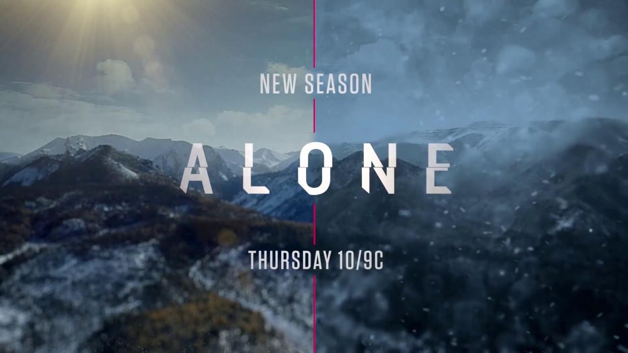 Alone Zoom Background 6