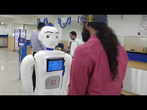 Mitra Robot interaction