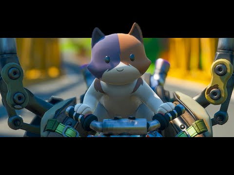 KIT - Go Cat Go (Fortnite Music Video)