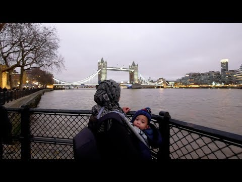 Eurotrip Day 2 : City of London Vlog