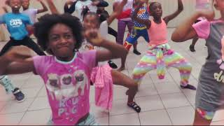 Level Up Challenge X Ciara #DancewithKelly Kids Video