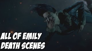 Until Dawn All of Emily Death Scenes (Obviously Spoilers)