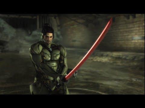 "「Metal Gear Rising」 ""Jetstream Sam: ALL Bosses (S - Rank, No Damage, Revengeance Mode)"""