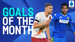 Džeko, Rogerio, Malinovskiy, Ribéry | Goals Of The Month | June 2020 | Serie A TIM