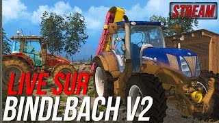 Farming Simulator 15 | Bindlbach V2 | Fauchage !