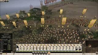 Zagrajmy w Rome 2 Total War (Kusz) part 6