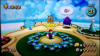 Super Mario Galaxy 2 Custom Level - Bob-omb Galaxy