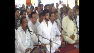 LIVE Mahamanter Hare Krishan Hare Ram  (Dandi Swami Mandir)