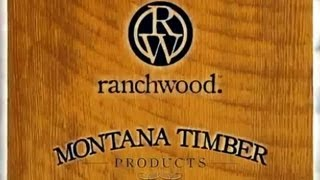 Ranchwood From Montana Timber Products | Siding, Flooring & More
