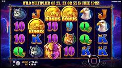 Buffalo King Bonus Feature (PragMatic)