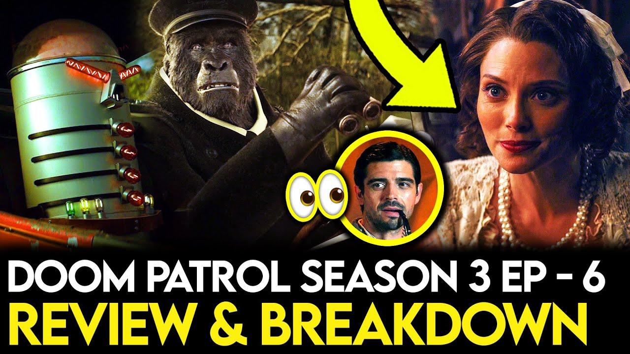 Download Doom Patrol Season 3 Episode 6 Breakdown - Ending Explained, Things Missed & Theories