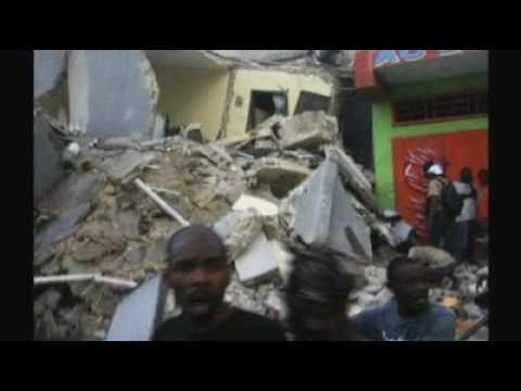 Images from Haiti earthquake