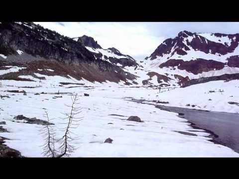 Upper Lyman Lake Backpacking - North Cascades