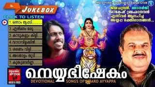 Ayyappa Devotional Songs Malayalam | Neyyabhishekam | Hindu Devotional Songs Malayalam