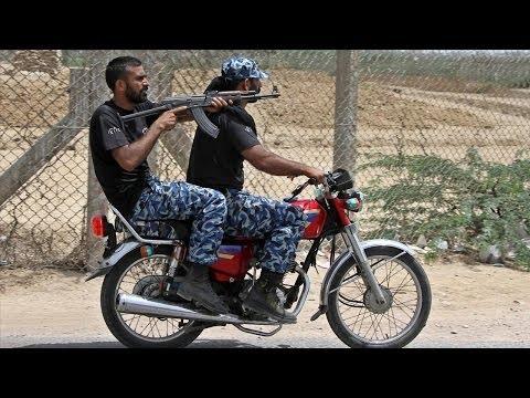 Taliban Motorcycle Strike at Karachi Airport