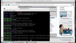 Install Oracle JDK 8 on Raspberry Pi