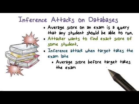 Inference Attacks On Databases Part 2