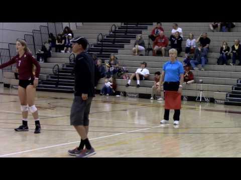 Patrick Bradley (R1) USC vs APU Set 2