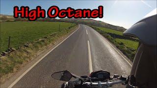 High OCTANE fuel I like it!