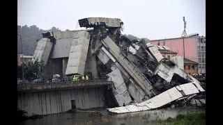 Ponte Morandi: ingegneri confermano che è stato fatto brillare