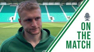 🎙️ Scott Bain on the Match | Hibernian 0-0 Celtic