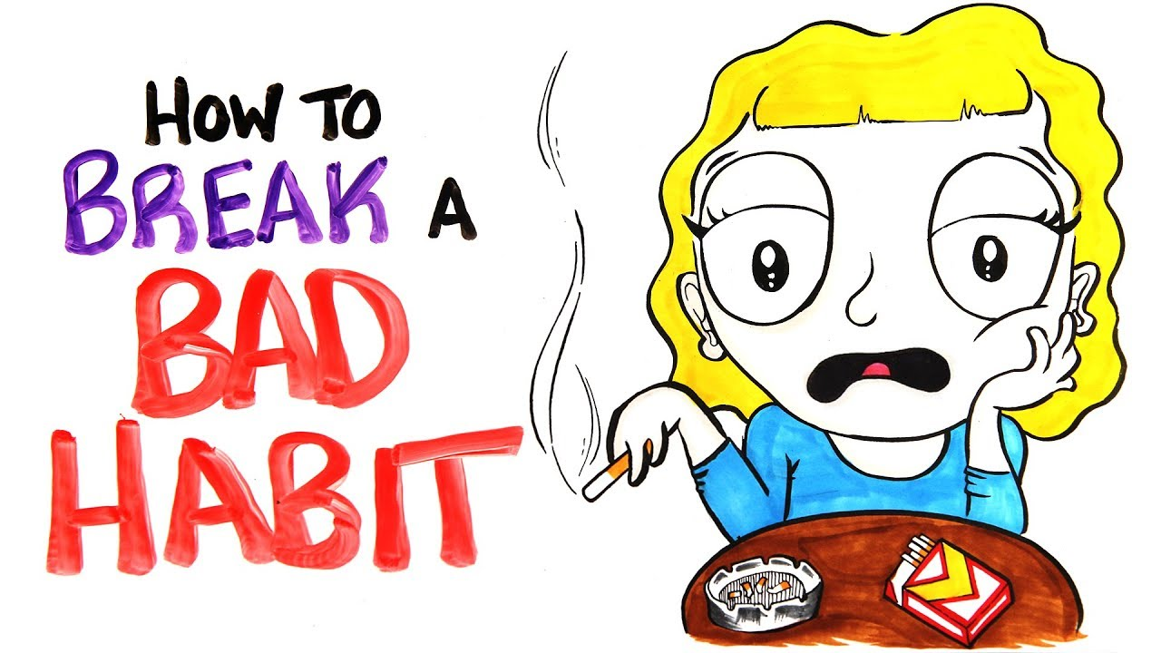 3 Easy Steps to Breaking Bad Habits - WebMD