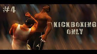 Def Jam FFNY: Kickboxing Only #4 (HARD)