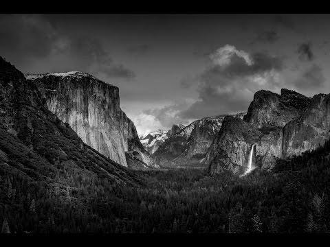 On the Trail of Ansel Adams: Shooting Yosemite El Capitan