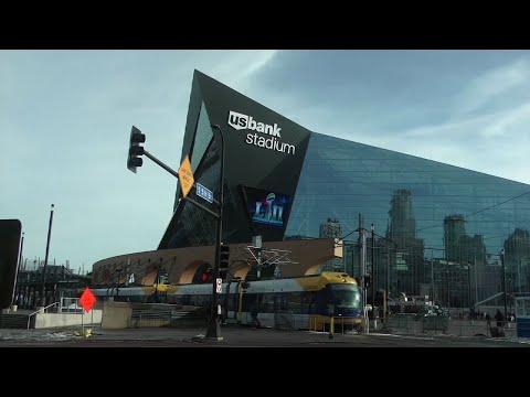 Minneapolis Ups Security Ahead of Super Bowl