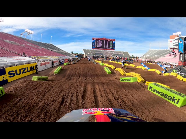 GoPro Course Preview - Round 17 Salt Lake City