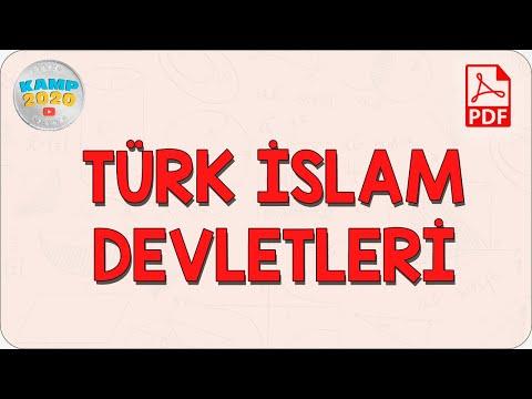 Türk İslam Devletleri | Kamp2020