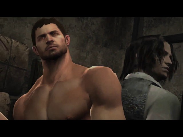 Resident Evil 4 Ultimate HD Edition Male Nude Ganado & Chris Redfield Nude Mods