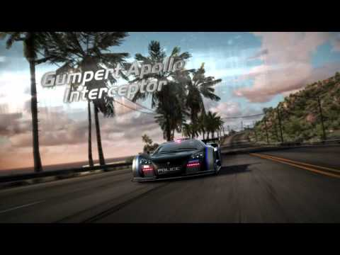 Need for Speed Hot Pursuit – Super Sports Pack Trailer