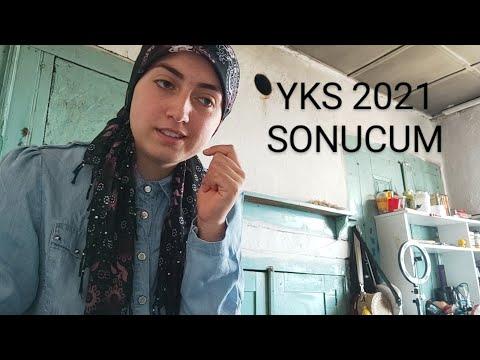 YKS SINAV SONUCUM 2021
