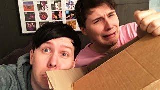 SO MANY BOXES!!