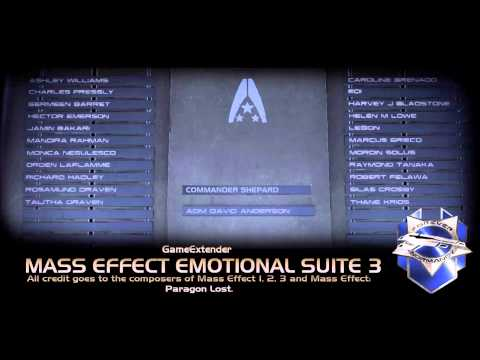 Mass Effect Emotional Suite [Version 3]
