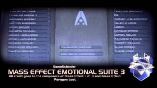 Repeat youtube video Mass Effect Emotional Suite [Version 3]