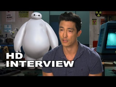 Big Hero 6: Daniel Henney