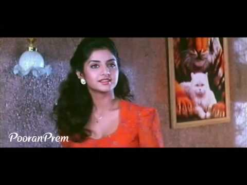 mera sanam sabse pyara hai - dil ka kya kasoor (1992) Divya Bharati HD 1080p